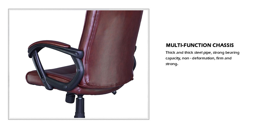 high quality swivel leather executive office chair wholesale