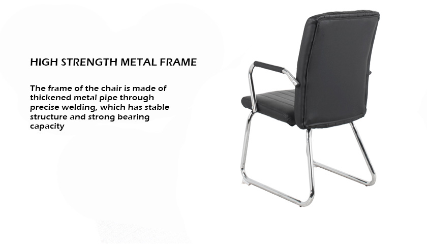 wholesale cheap leather office visitor chair online