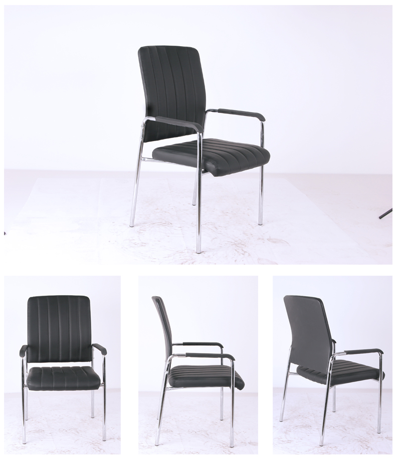 wholesale cheap high quality visitor chair with four legs
