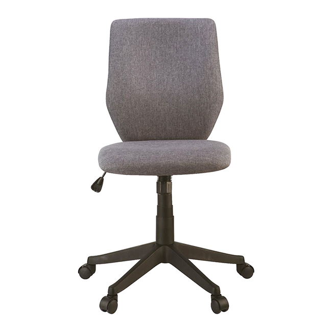 armless fabric conference room chairs swivel