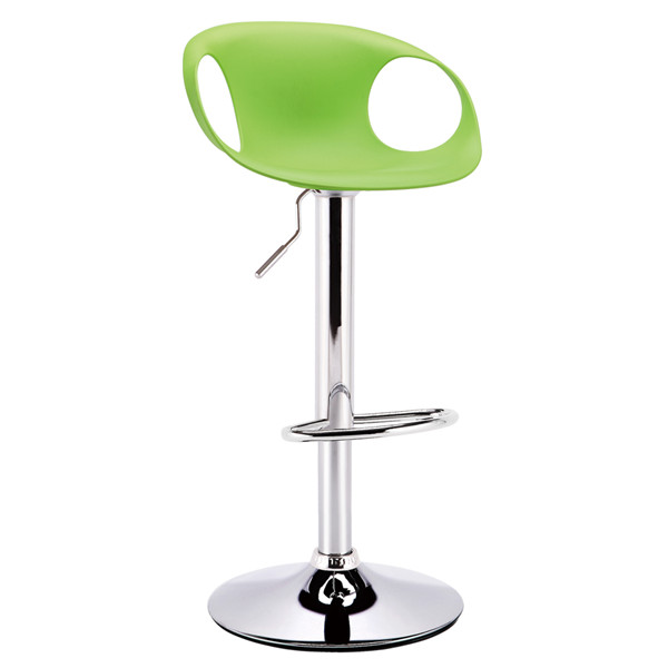 Green Cheap Bar Chairs from China BJH-244