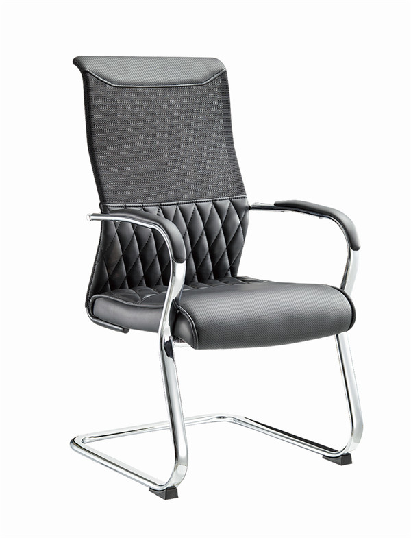 Mesh Middle Back  Office Chair with Chrome Frame Item B-012