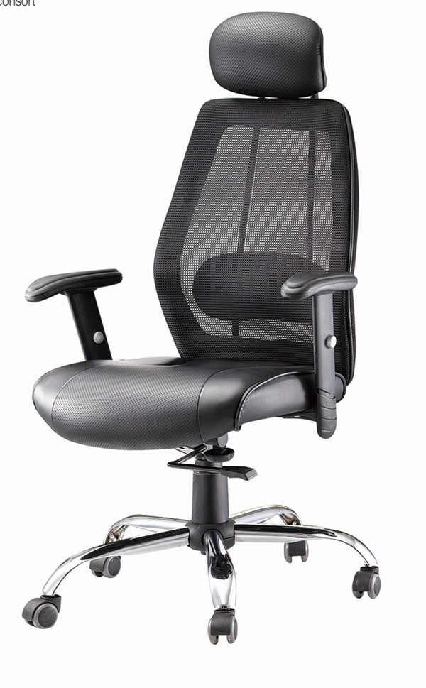 New Design High Back Plastic Ergonomic Mesh Office Chair Item BY-019C