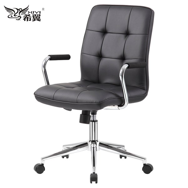 Executive leather lift office chair LH79