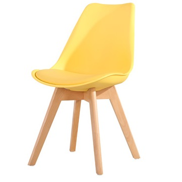middle sized green plastic eames chair online sales