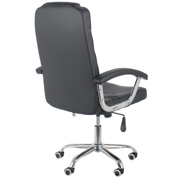 High-Back Adjustable leather Office Chair  Item 9928