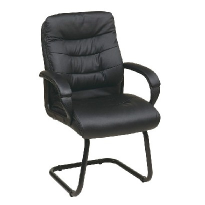 Favorable Price Black Metal comfortable office chair LH52