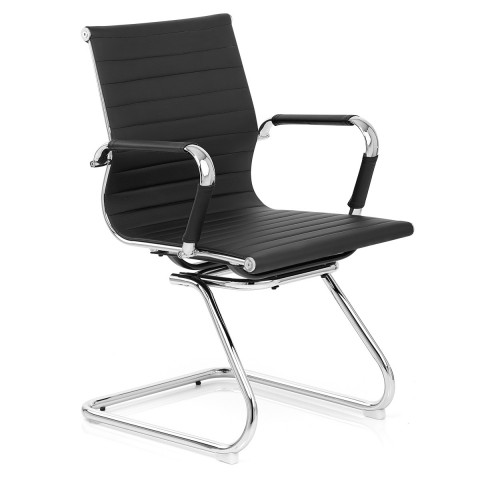 Cheaper Leather Office Chair With Swivel Function HS-037H