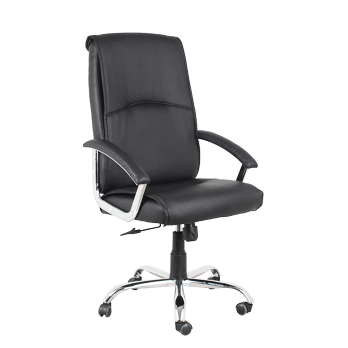cheap high quality leather office chairs supplier in China