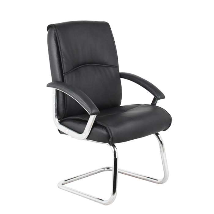 high quality leather executiveoffice visitor chairs