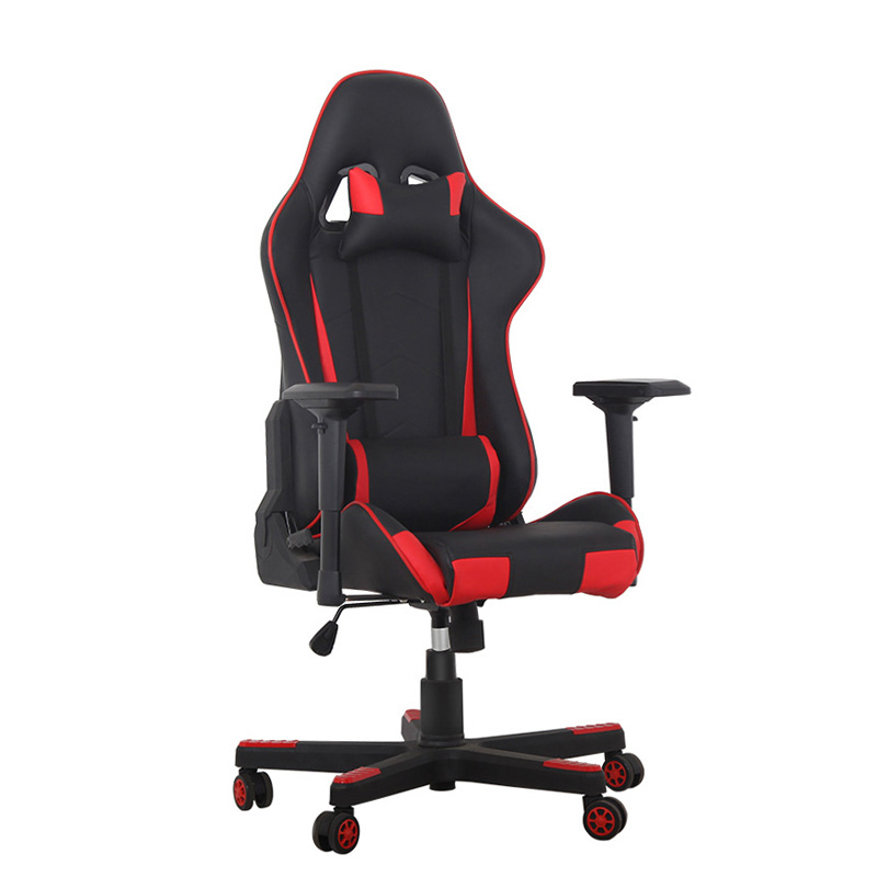 high quality ergonomic leather gaming racing chair