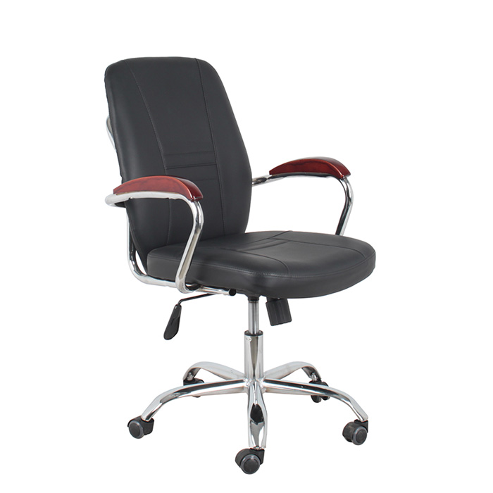cheap leather work office chair data entry work home