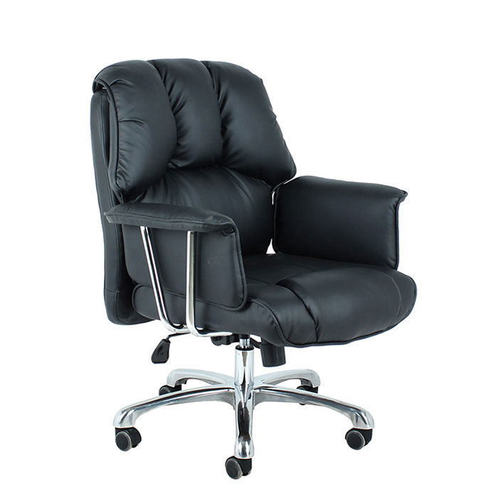 comfortable ergonomic low back swivel office chair