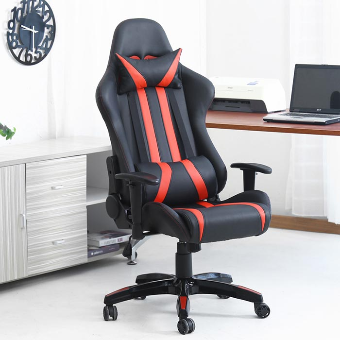high quality ergonomic leather computer gaming chair