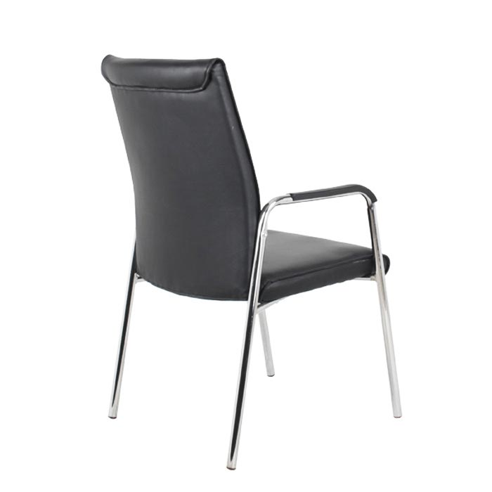 high quality executive leather office visitor chair on sale