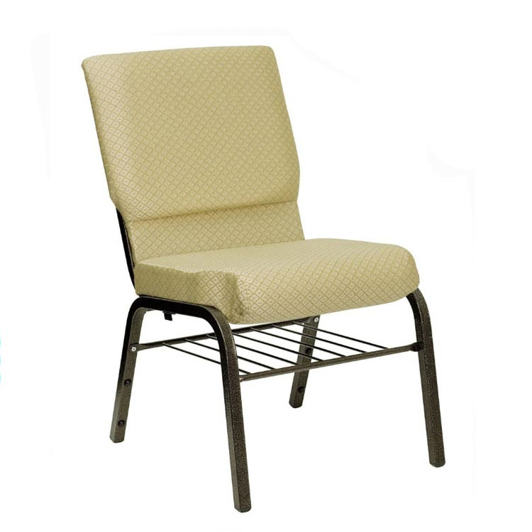 cheap high quality fabric church chair wholesale