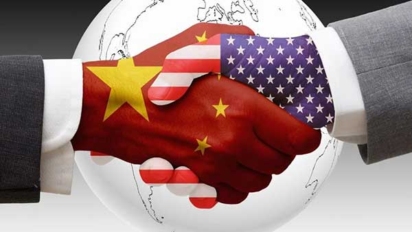 The two leaders of the china-us high-level economic and trade consultation spoke by phone