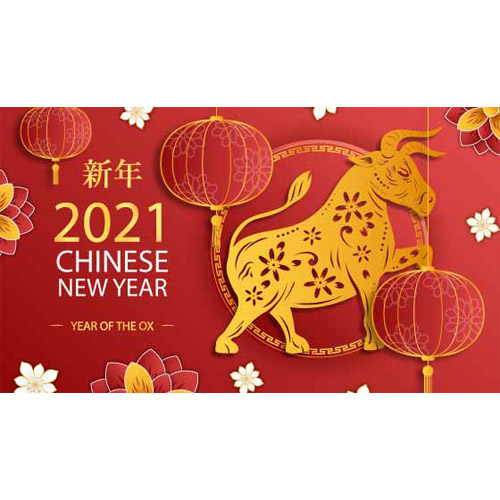 Handsome Furniture Co,Ltd, Wishes you a Happy Chinese New Year!