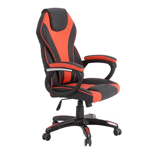 high quality led car style gaming chair wholesale