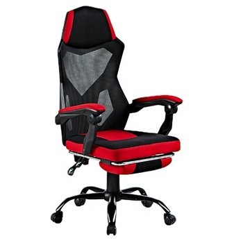 high quality office chair height Adjustable computer gaming chair swivel footrest chair