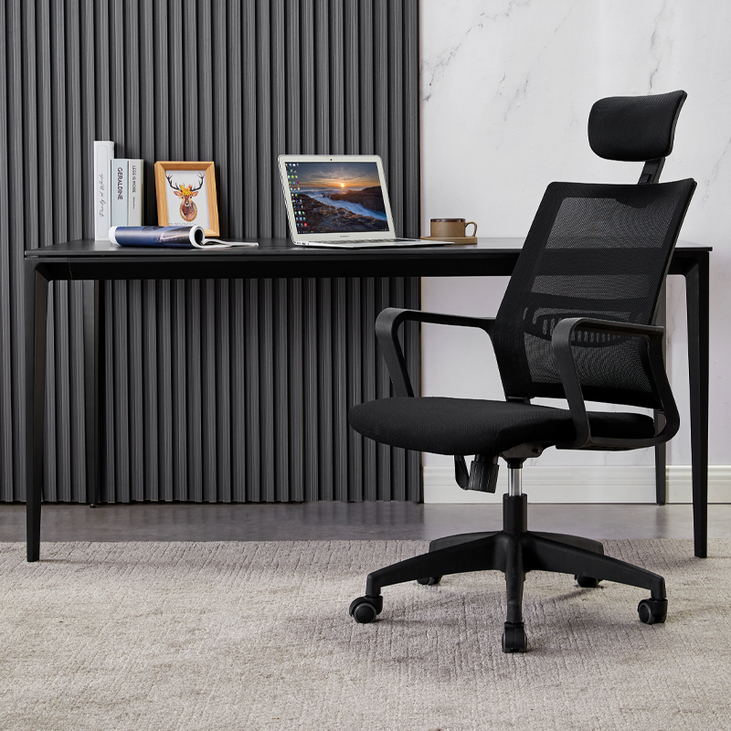 High quality comfortable headrest office chair 360 degree rotation luxury multifunctional office furniture